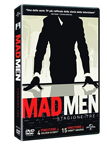 Mad Men - Stagione 03 (4 Dvd) [Italia]