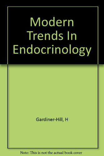 Modern Trends in Endocrinology