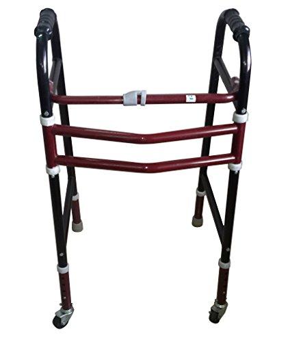 Vitane Orthopaedic Walker WITH wheels/castors/post surgery/senior citizen