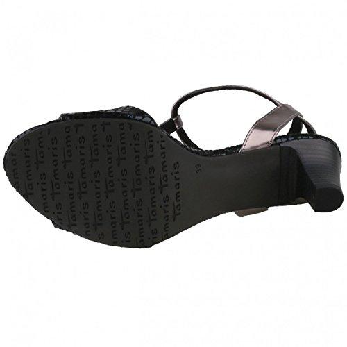 Tamaris 1-28308-36 sandales mode femme Schwarz