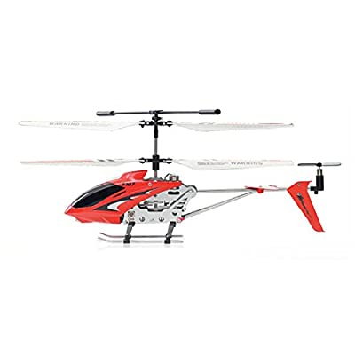 Syma S107G RC Helicopter with Gyroscopic Control by Syma