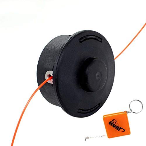 HURI Mähkopf Fadenkopf Fadenspule für Stihl FS120 FS200 FS250 Freischneider Motorsense Ersetz 4002 710 2108