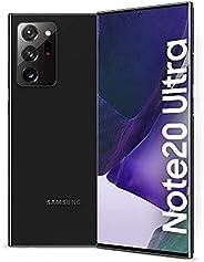 Samsung Galaxy Note20 Ultra Dual SIM 256 GB 12GB RAM 5G (UAE Version) - Mystic Black - 1 year local brand warr
