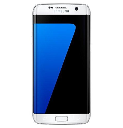 Preisvergleich Produktbild Samsung Galaxy S7 Smartphone (13 cm (5, 1 Zoll,  Android),  32GB,  Android) weiße Perle
