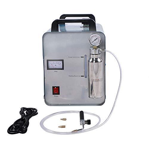 95L generador de llama de hidrógeno de oxígeno Máquina de Pulido de...
