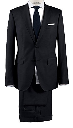 Michaelax-Fashion-Trade -  Abito  - Basic - Maniche lunghe  - Uomo Dunkelblau (37)