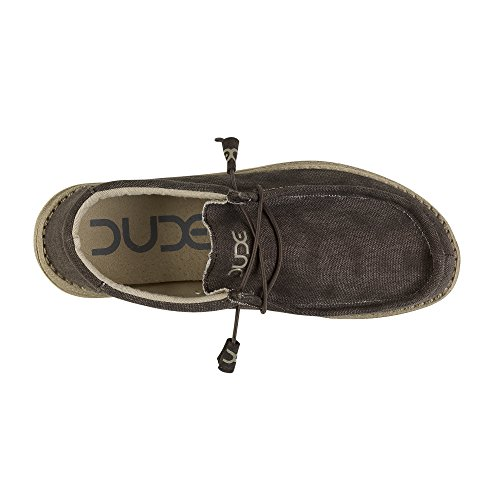 Hey Dude , Chukka boots homme Chocolat