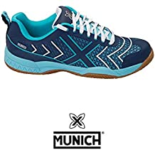Munich Smash - Zapatillas Unisex Azul