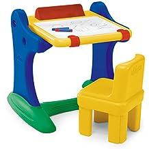 amazon.it: banco scuola bambini - Tavolo Da Disegno Per Bambini