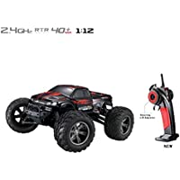Racing Car ,AmaMary CR 2.4 GHz 1:12 Remote Control Racing Buggy Car Crazy Speed RC Off Road Truck with 4 Wheel Shock Absorbers Powerful Battery Aggressive Drifting/Stunts Car - Compare prices on radiocontrollers.eu