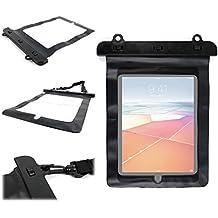 """DURAGADGET Funda Sumergible Para Tablet Apple iPad Pro 9.7"""" iOS9.3 (2016) - Ideal Tanto Para Los Días De Lluvia Como Para La Playa"""