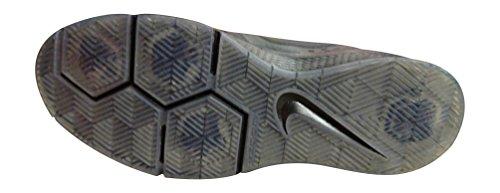 Nike Paul Rodriguez 9 Elite Flash, Scarpe da Skateboard Uomo black/black/lt crimson