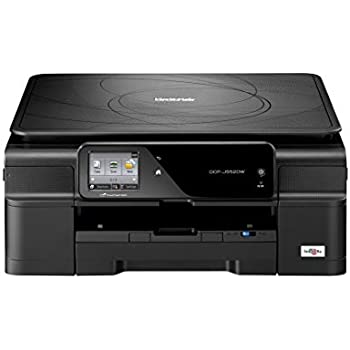 Brother DCP-J552DW A4 Colour Inkjet Multifunction Wireless Printer (Print/Scan/Copy)