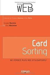 Card Sorting : Ne perdez plus vos utilisateurs !