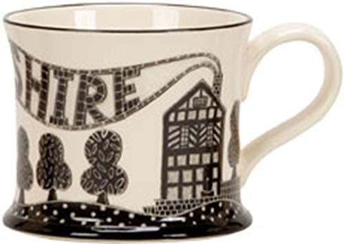 I love Cheshire Moorland Pottery Tasse (Utd Man Hat)