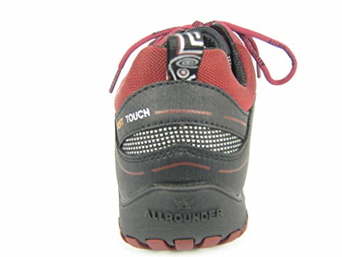Allrounder by Mephisto Fabia-tex1/1, Sneaker donna Rot