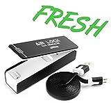 Bag Sealer - Air Lock Bag Sealer Heat Sealer is a Handheld Food Saver, Bag Resealer