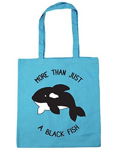 hippowarehouse-more-than-a-black-fish-tote-shopping-gym-beach-bag-42cm-x38cm-10-litres