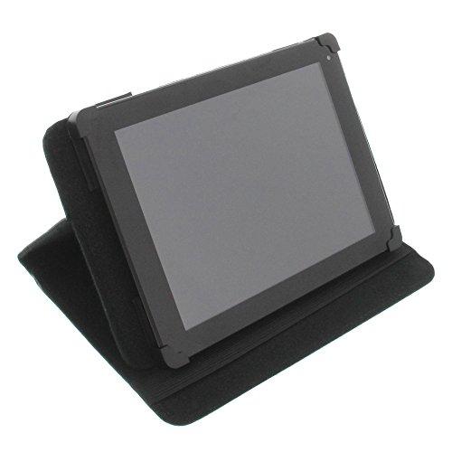 foto-kontor Tasche für Odys Syno WinTab Gen 8 Book Style Schutz Hülle Buch schwarz