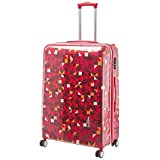 Travelite Campus 4-Rollen-Trolley 68 cm M Quadro pink