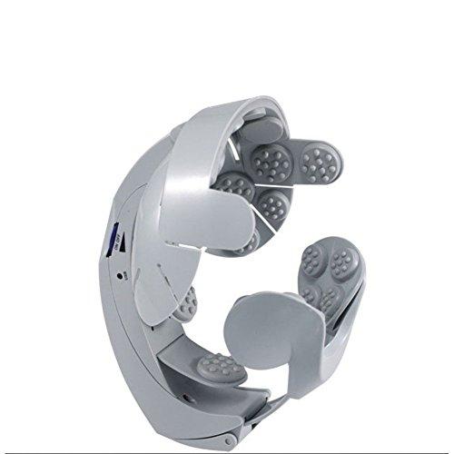 Multifunktionale Elektrische Kopfmassagegerät Gehirn Massagegerät Home Elektrische Kiefer Kopfmassagegerät Massage Maschine -