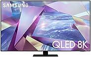"""Samsung TV QE55Q700TATXZT Smart TV 55"""", Serie Q700T QLED, 8K, Wi-Fi, con Alexa integrata, 2020, Titan"""