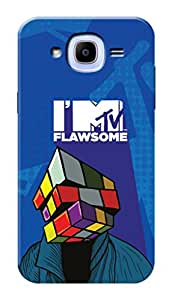 MTV Gone Case Mobile Cover for Samsung Galaxy J2 2016