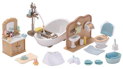 Sylvanian Families salle de bain
