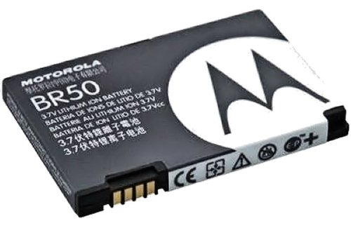 Motorola Box (Original Motorola Handy Akku Batterie für Motorola RAZR V3 (Bulkverpackung))