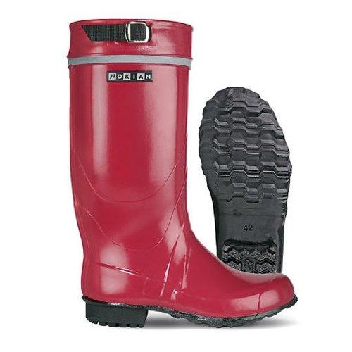 Nokian Footwear - Bottes en caoutchouc -Kontio classic- (Originals) [220] Rouge