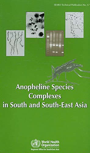 [(Anopheline Species Complexes in South and South-East Asia)] [By (author) Who ] published on (December, 2008)