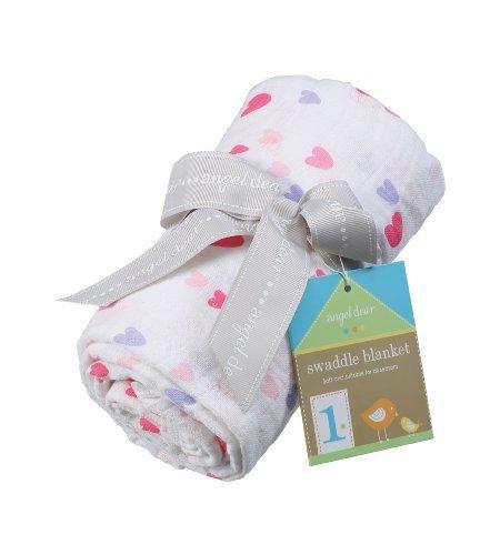 Angel Dear Lavender Pointelle 2 Piece (3-6 Months) Baby-pointelle