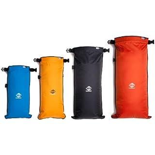 Aqua Quest COASTAL SUNSET Trockentaschen-Set - 100% wasserdichte leichte Trockentaschen, Kombo mit 5L, 10L, 20L, 30L Säcken