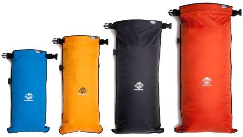 Coastal Marine (Aqua Quest Coastal Sunset 4-teiliges Packsack-Set - 100% Wasserdicht - 5, 10, 20 und 30 L - Blau, Gelb, Schwarz, Orange)