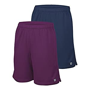 WILSON Tennis-b Core 7Knit Short, Kinder, Kinder, B Core 7 Knit