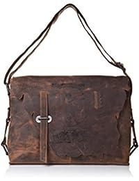 LandLeder vintage anatomy-postbag jose 3tgl.büro taille xL-sac bandoulière
