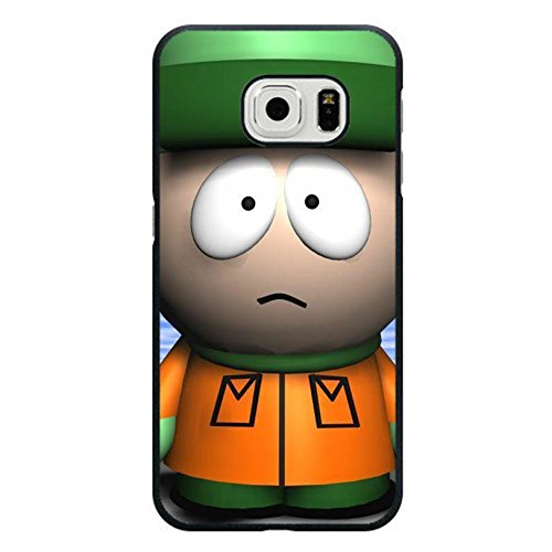Coque Samsung Galaxy S6 Edge Cover Shell Hipster Cute Kyle Broflovski Comedy Cartoon South Park Phone Case Cover Fashionable Anime,Cas De Téléphone