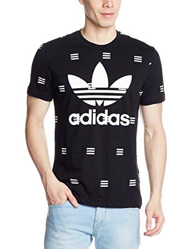 mens-adidas-originals-mens-3-stripes-aop-t-shirt-in-black-m