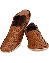 a5d3f436362 Amazon.in  4 Stars   Up - Ethnic Footwear   Men s Shoes  Shoes ...