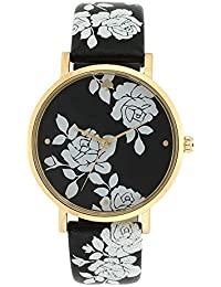 Kate Spade Analog Black Dial Women's Watch-KSW1498
