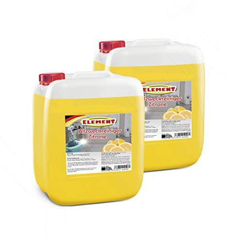 Allzweckreiniger Zitro 20 Liter Konzentrat Bodenreiniger Universal Reiniger Allzweckreiniger Kraftreiniger