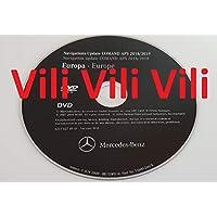 Mercedes Benz NTG2V19Reino Unido Europa 2018comando APS DVD Navegación a1698270600(azul)