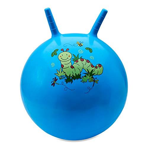 Slimy Toad Wackelkäfer Hüpfball für Kinder - Ball Zum Sitzen und Hüpfen für Kinder (45 cm)