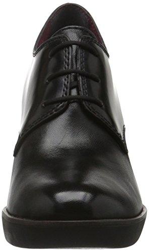Tamaris Damen 23300 Kurzschaft Stiefel Schwarz (Black/Black 056)