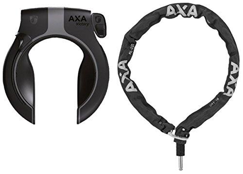 AXA Defender Victory Rahmenschloss + Einsteckkette 1,00 m