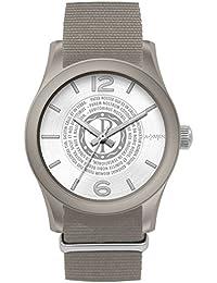 Reloj Padre Nuestro, Color: Marrón-Amen Collection