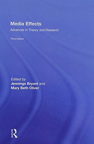 Media Effects: Advances in Theory and Research (Routledge Communication Series) (2008-12-18)