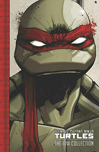 Teenage Mutant Ninja Turtles: The IDW Collection Volume 1 (TMNT IDW Collection, Band 1)