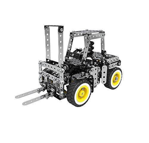 (DIY 3D Metall Puzzle Modellbau Edelstahl Kit 589 PCS Spielzeug Geschenk Dekor)
