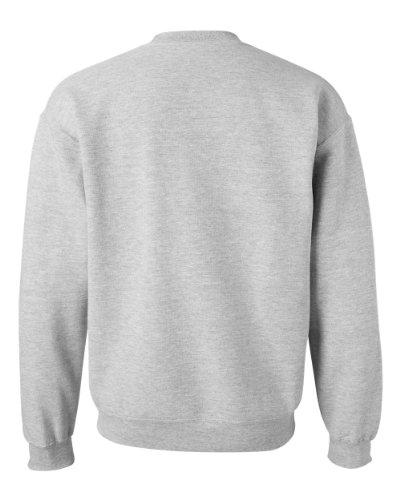 Gildan Heavy Blend Sweatshirt mit Rundhalsausschnitt Sport Grey